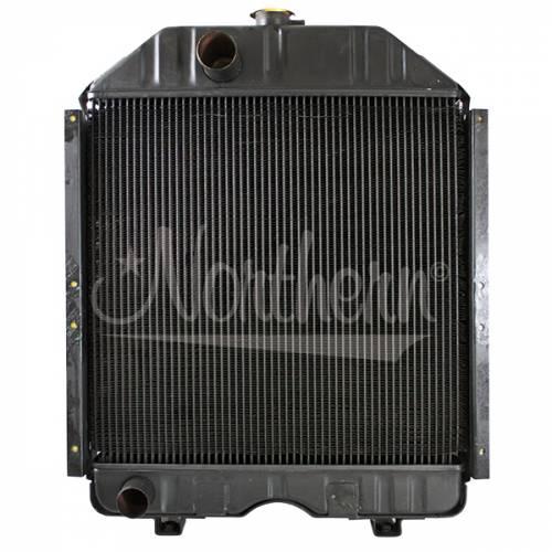 Cooling System Components - Radiators - Farmland - 1545372060-Kubota RADIATOR