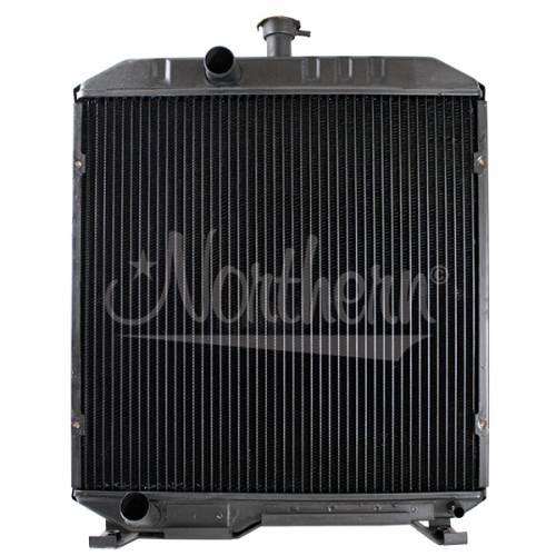 Cooling System Components - Radiators - Farmland - 1562172063-Kubota RADIATOR