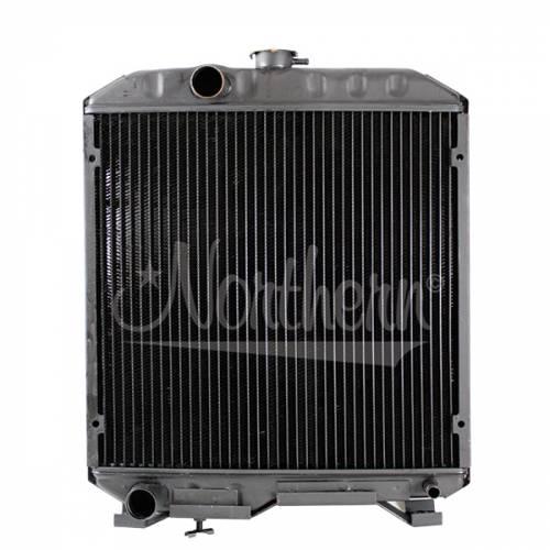 Cooling System Components - Radiators - Farmland - 1674372060-Kubota RADIATOR
