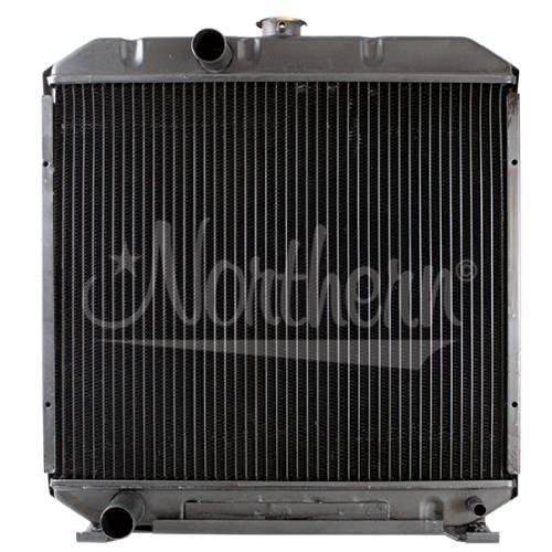 Cooling System Components - Radiators - Farmland - 1736572060-Kubota RADIATOR