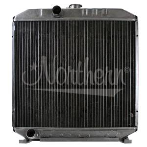 Cooling System Components - Radiators - Farmland - 1561272060-Kubota RADIATOR