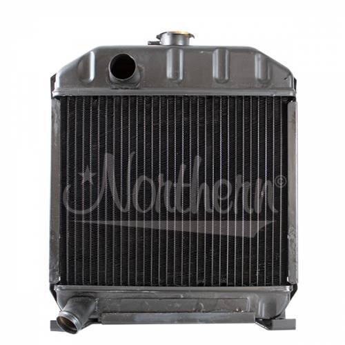 Cooling System Components - Radiators - Farmland - 1522172060-Kubota RADIATOR