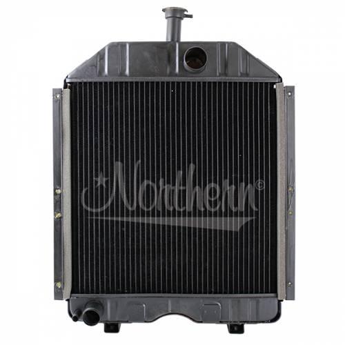 Cooling System Components - Radiators - Farmland - 1654472060-Kubota RADIATOR