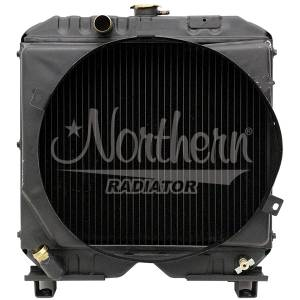Cooling System Components - Radiators - NR - 1662572061 - Kubota RADIATOR