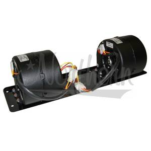A/C Components - Blower Motors and Fans - NR - 9705745 - Ford New Holland, Versatile BLOWER MOTOR ASSEMBLY