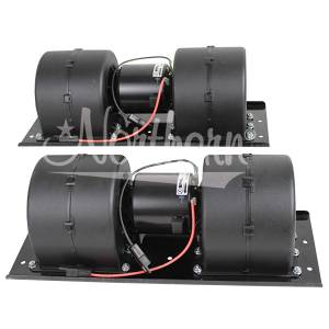 A/C Components - Blower Motors and Fans - NR - AR74019- For John Deere BLOWER MOTOR ASSEMBLY