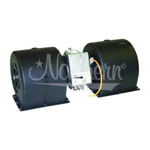 A/C Components - Blower Motors and Fans - NR - 85824975 - Ford New Holland BLOWER MOTOR ASSEMBLY